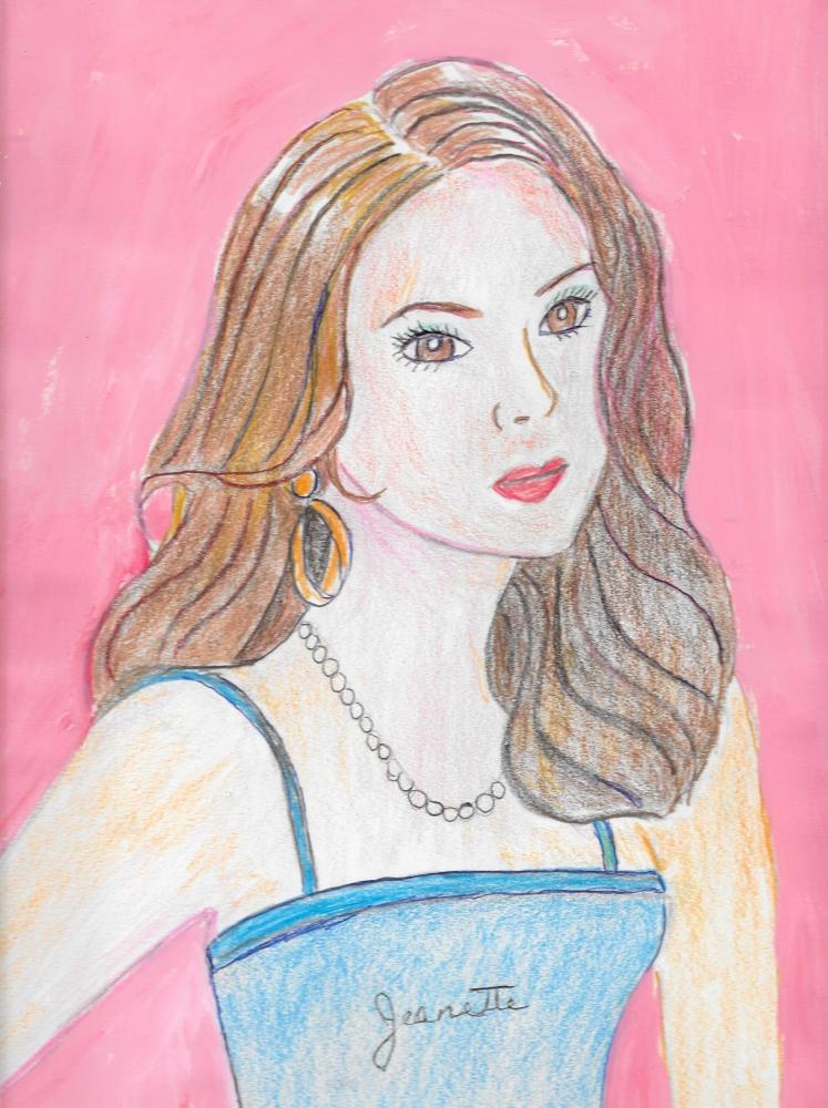 Abigail Spencer par Jeanette